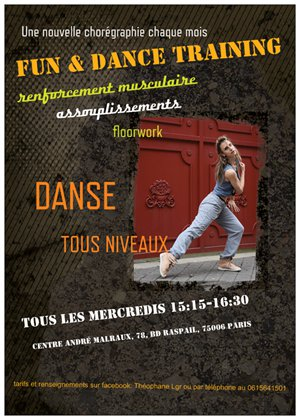 Fun & Dance Training
